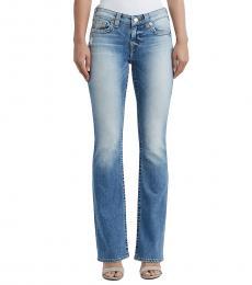 True Religion Aura Quartz Bootcut Super Stretch Jeans