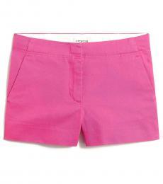 J.Crew Little Girls Neon Flamingo Chino Short