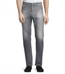 AG Adriano Goldschmied Years Faded Graduate Slim Straight Jeans