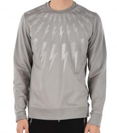 Grey Thunderbolt Sweatshirt