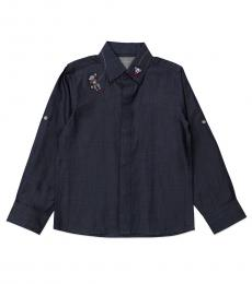Self Stitch Little Boys Astronaut Shirt