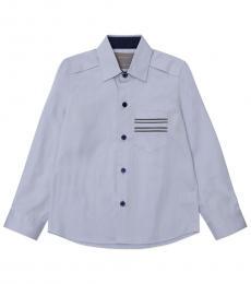 Self Stitch Boys Formal Oxford Shirt
