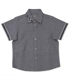 Self Stitch Little Boys Seek The Panda Shirt