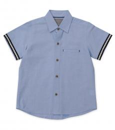 Boys Windsor Textured Shirt