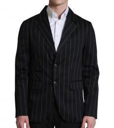 Self Stitch Summer Stripe Suit Jacket