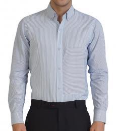 Self Stitch Stripe Panelled Statement Shirt