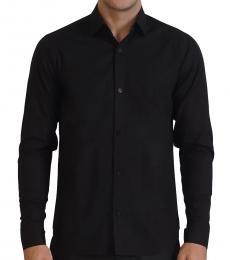 Cuff Tape Zipper Shirt