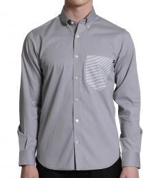 Self Stitch Minimalist Stripe Shirt