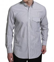 Self Stitch Micro Gingham Shirt