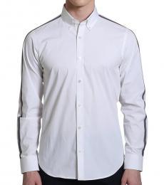 Self Stitch Tape Detailing Shirt