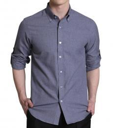Chambray Cotton Shirt