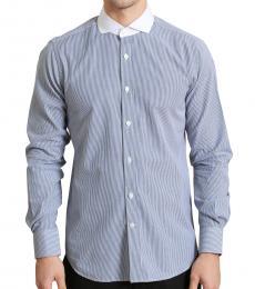 Self Stitch Stripe Sport Shirt