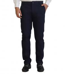 Classic Highlighted Button Chinos