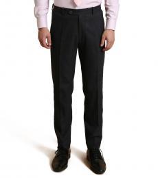 Self Stitch Gingham Check Pants
