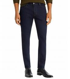 Michael Kors Rinse Wash Parker Slim Fit Jeans