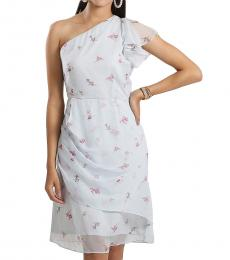 Self Stitch Siana One Shoulder Dress
