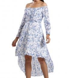 Self Stitch Santorini Off Shoulder Dress