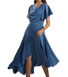 Self Stitch Amelia Cowled Dress