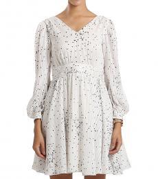 Self Stitch V-neck Lyra Dress