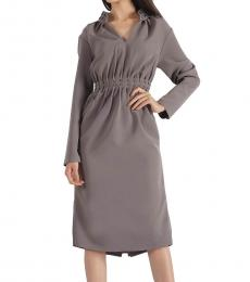 Royalty Grey Dress