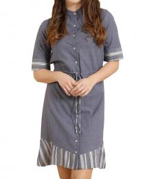 Self Stitch Chambray Play Dress