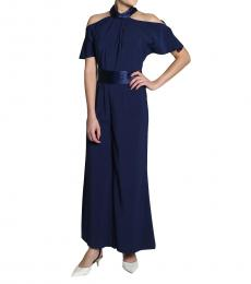 Self Stitch Loria Cut Shoulder Jumpsuit