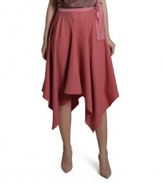 Self Stitch Handkerchief Coral Skirt