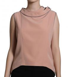 Self Stitch Double Collar Top