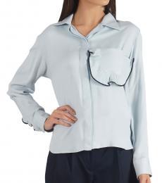 Self Stitch Giant Pocket Shirt