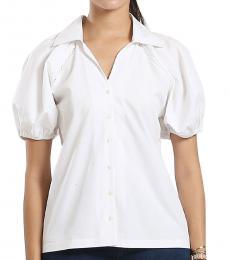 Self Stitch Power Shoulder Shirt