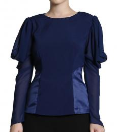 Self Stitch Loria Powered Sleeve Top