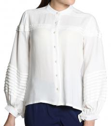 Self Stitch Classic Pleated Shirt