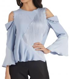 Self Stitch Two-Way Shoulder Loop Top