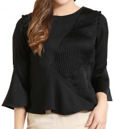 Self Stitch Shoulder Loop Top