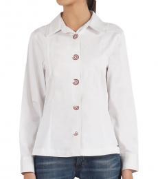 Doughnut Button Detail Shirt