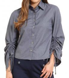 Self Stitch Stripe Corded Shirt