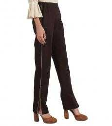 Ankle Side Slit Pants