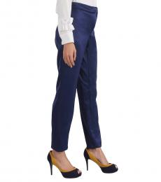 High Waisted Tailoured Trousers