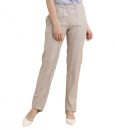 Self Stitch Tailored Straight Fit Trousers