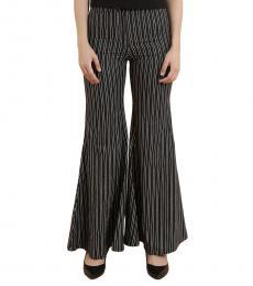 Self Stitch Black Stripe Trouser