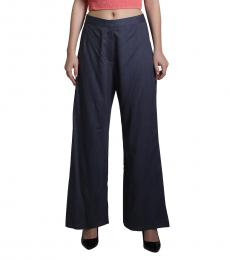 Self Stitch Open Slit Pants